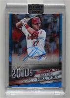 Mike Trout [Uncirculated] #25/25