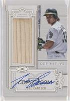 Jose Canseco #/50