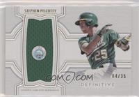 Stephen Piscotty #/35