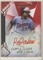 Rod Carew #/5