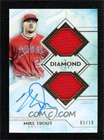 Mike Trout #3/10