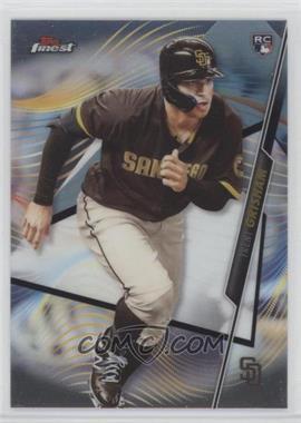 2020 Topps Finest - [Base] #20 - Trent Grisham