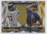 Chris Paddack, Fernando Tatis Jr. #/50