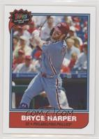 April - Bryce Harper