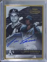 Jose Canseco #/75