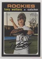 Tony Wolters #/1