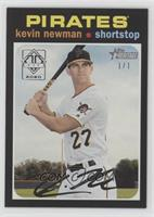 Kevin Newman #/1