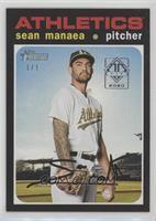 Sean Manaea #/1