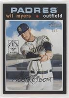 Wil Myers #/1