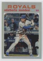Mega Box - Adalberto Mondesi #/571