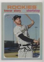 Trevor Story #/571
