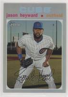 Mega Box - Jason Heyward #/571