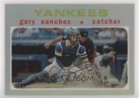 Mega Box - Gary Sanchez #/571