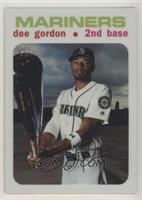 Mega Box - Dee Gordon #/71