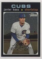 Javier Baez #/999