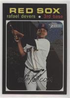 Rafael Devers #/999