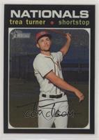 Trea Turner #/999