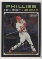 Scott Kingery #/999