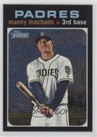 Mega Box - Manny Machado #/999