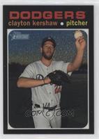 Mega Box - Clayton Kershaw #/999