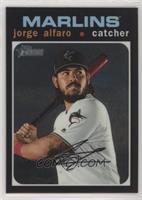 Mega Box - Jorge Alfaro #/999