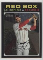 J.D. Martinez #/999