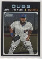 Mega Box - Jason Heyward #/999