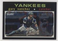 Mega Box - Gary Sanchez #/999