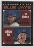 Bo Bichette, Anthony Kay #/999