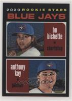 Bo Bichette, Anthony Kay #476/999