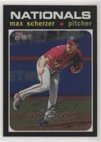Max Scherzer #/999