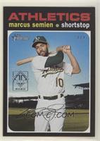 Marcus Semien #/1