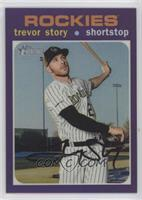 Trevor Story