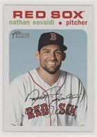 Nathan Eovaldi #/50