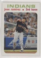 Jose Ramirez #/50
