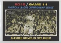 AL Playoffs - Gleyber Goes Off