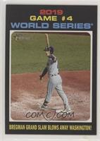 World Series Highlights - Bregman Grand Slam