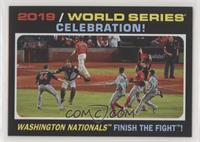 World Series Highlights - Nationals Celebrate!