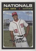 Short Print - Juan Soto (Base)
