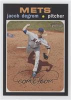 Short Print - Jacob deGrom