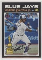 Action Variation - Vladimir Guerrero Jr.