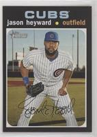 Short Print - Jason Heyward