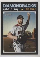 Short Print - Robbie Ray
