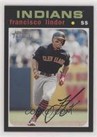 Action Variation - Francisco Lindor