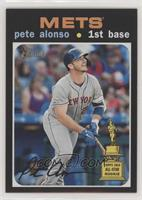 Action Variation - Pete Alonso