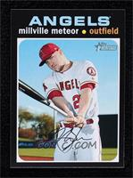 Nickname Variation - Mike Trout (Millville Meteor)