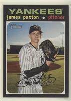 Short Print - James Paxton