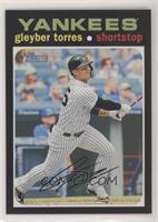 Short Print - Gleyber Torres (Base)