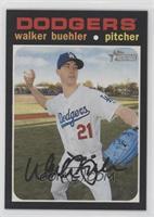 Short Print - Walker Buehler