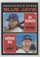 Rookie Stars - Anthony Kay, Bo Bichette